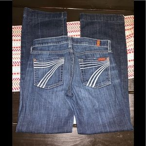 7 for all mankind dojo size 26